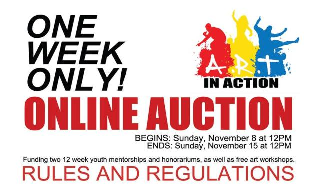 art in action a.r.t. in action ottawa online auction